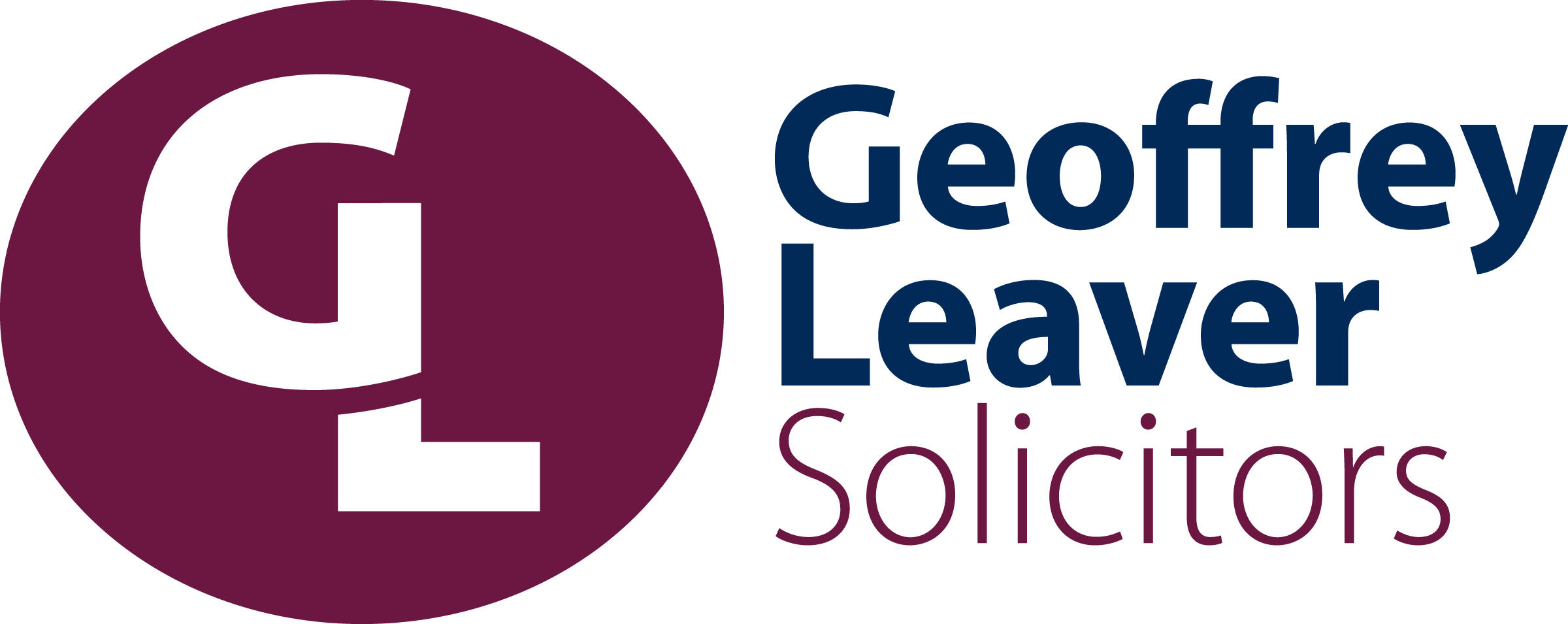 Geoffrey Leaver Solicitors logo