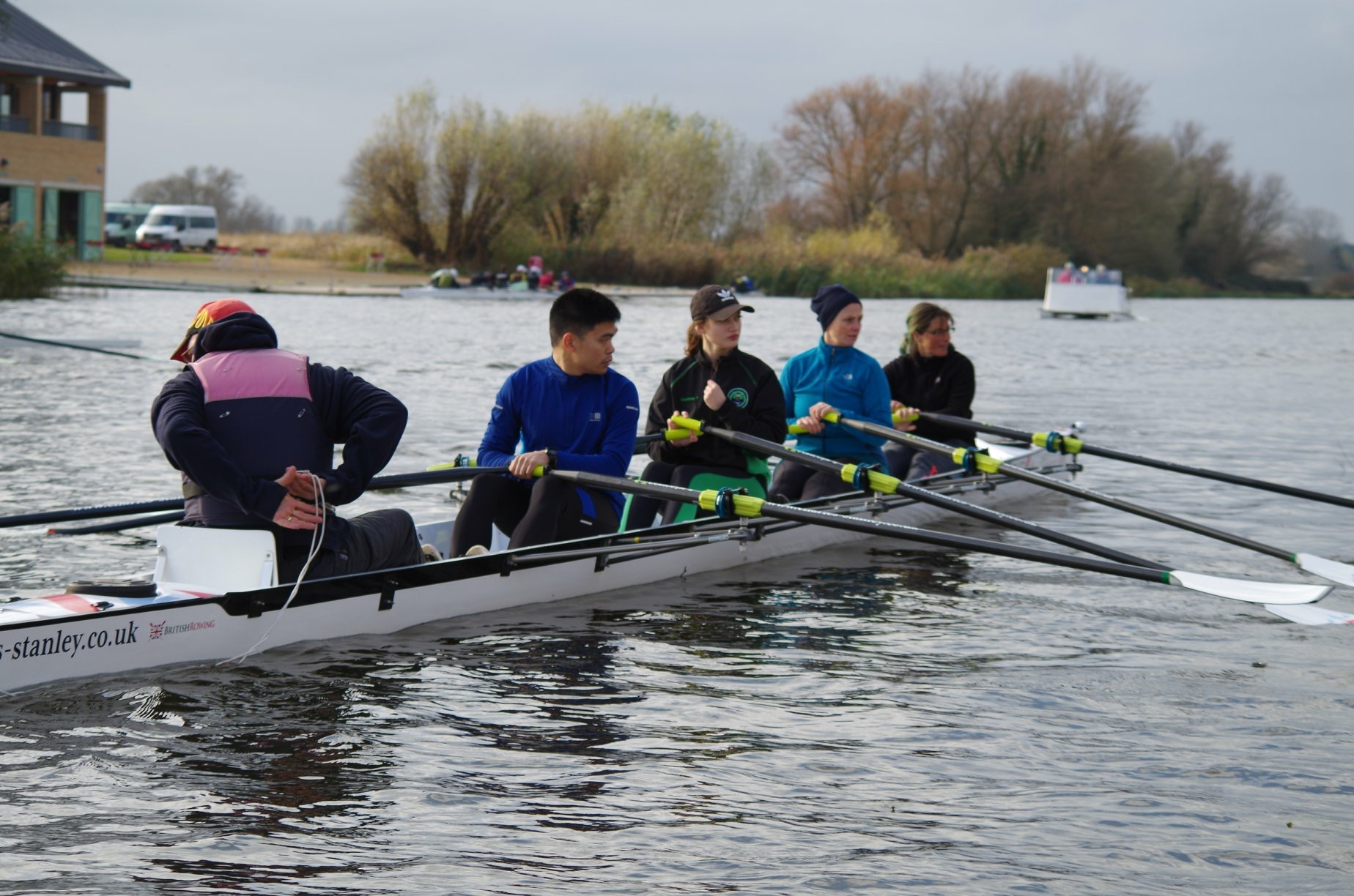 MKRC Development squad racing at Ely