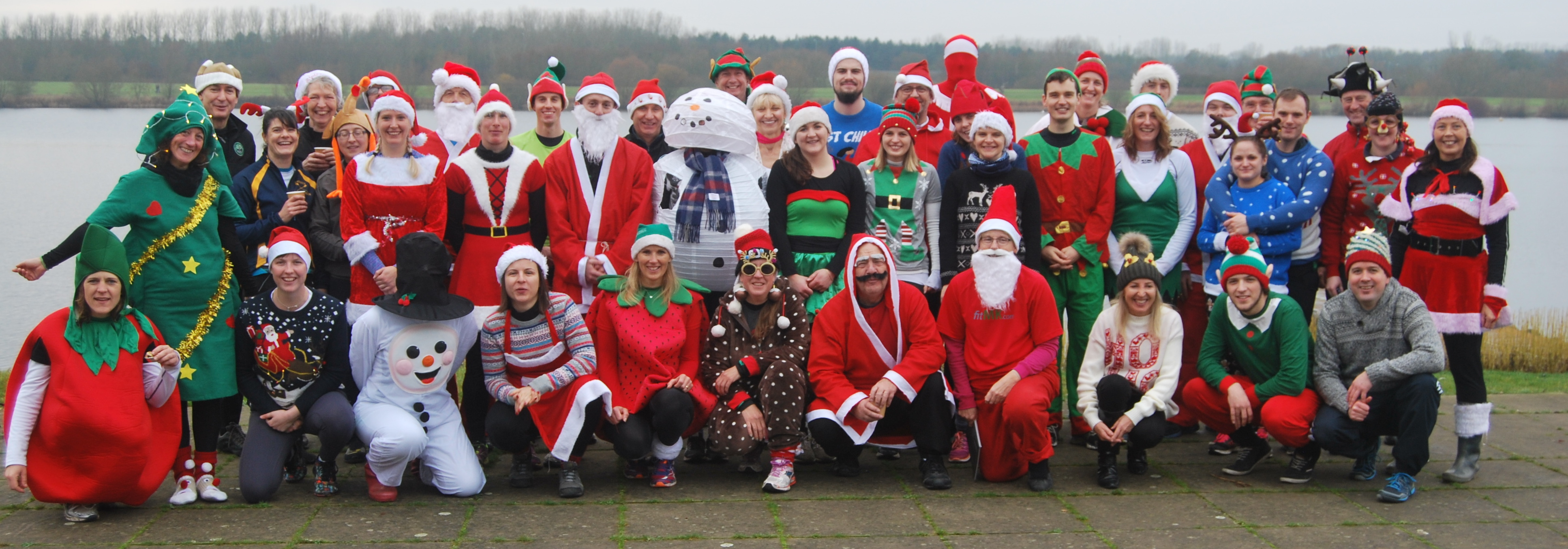 MKRC Christmas Races 2016
